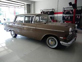 Bakoel Mobil Antik Jual Opel Kapitan 1961 Istimewa