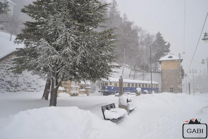 Alpejska zima - Spital am Semmering