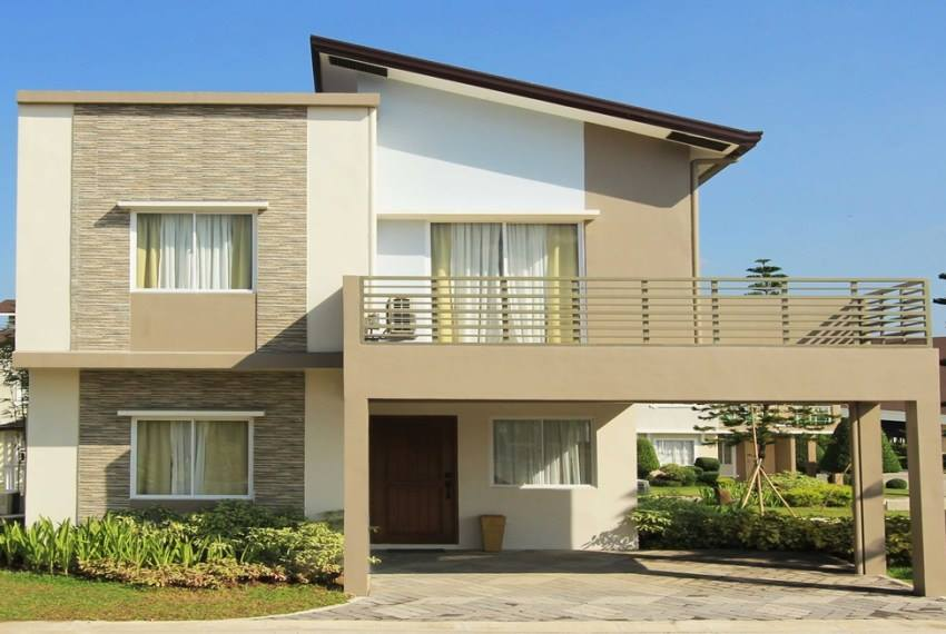 Modern Houses Design Philippines Lancaster New City