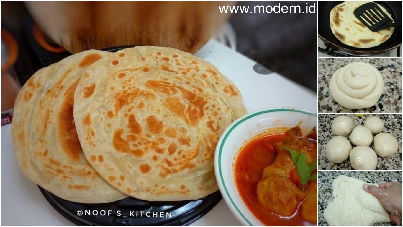 Resep Omani Chapatti Mirip Kue Maryam Jadinya Cantik Dan Nggak