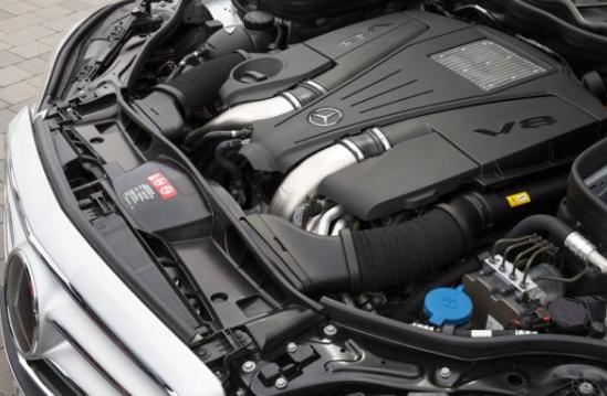 2017 Mercedes ML Engine