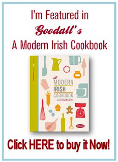 Goodalls Modern Irish Cookbook  - 50 Great Recipes by Ireland's Top Food Bloggers - Click Here to Order Your Copy!