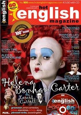 Hot English Magazine - Number 100