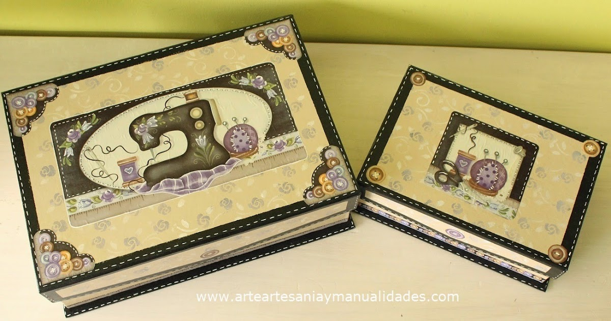Cajas Decorativas Color Berenjena