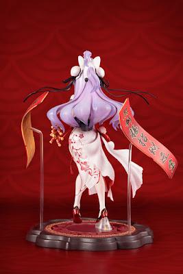 Figura: Adorable figura de Unicorn Spring Present de Azur Lane - Hobby Max