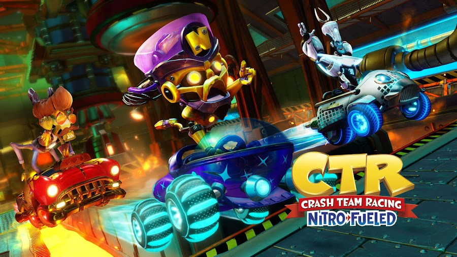 crash team racing nitro fueled remastered cart customization beenox