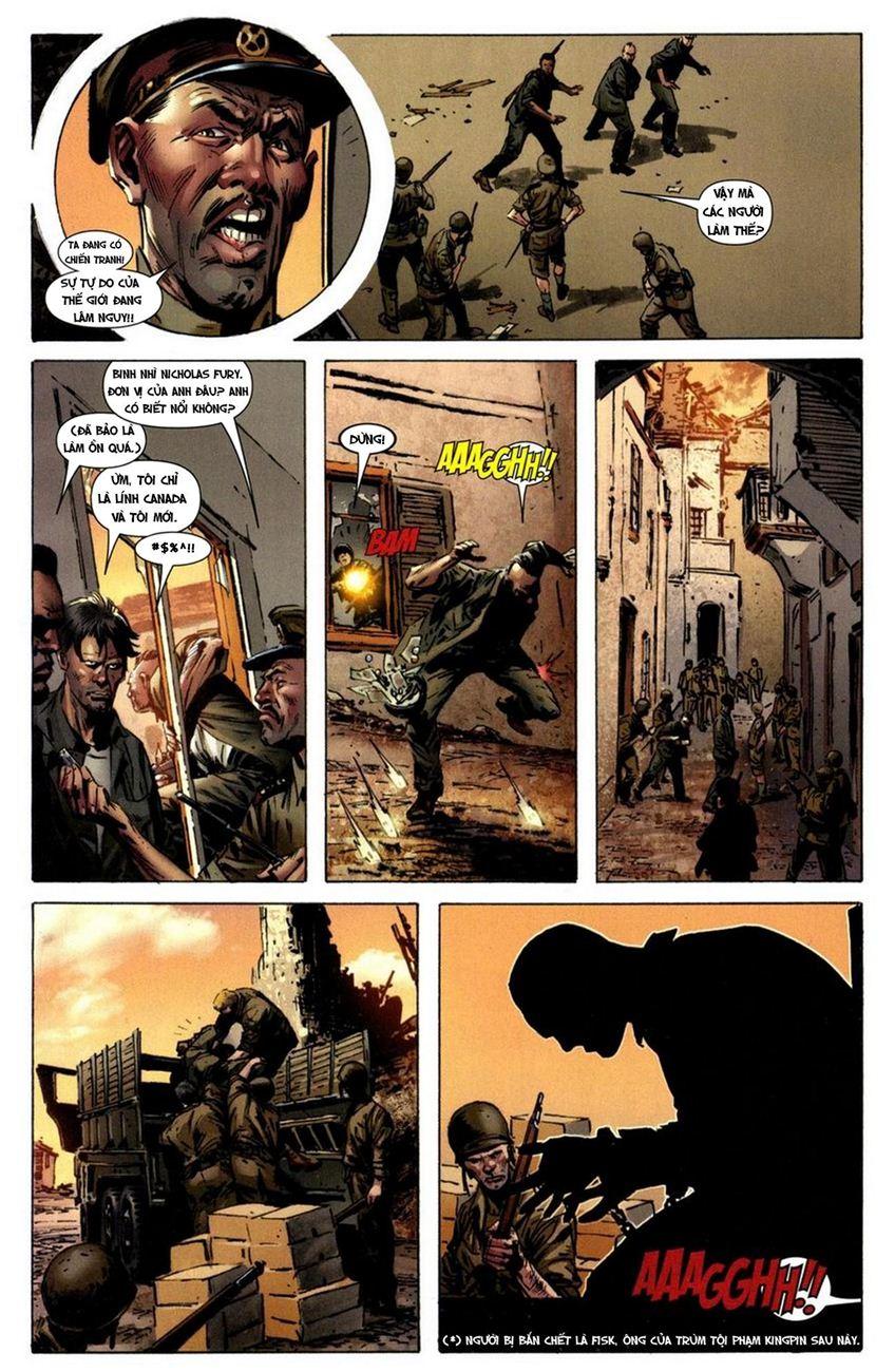 Ultimate Origin chap 1 trang 10