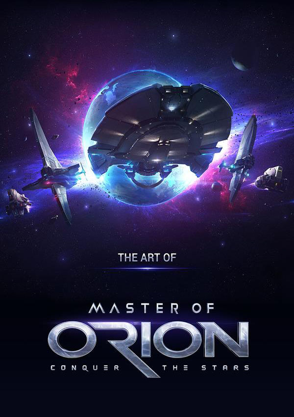 Master of Orion Conquer the Stars Download Cover Free Game