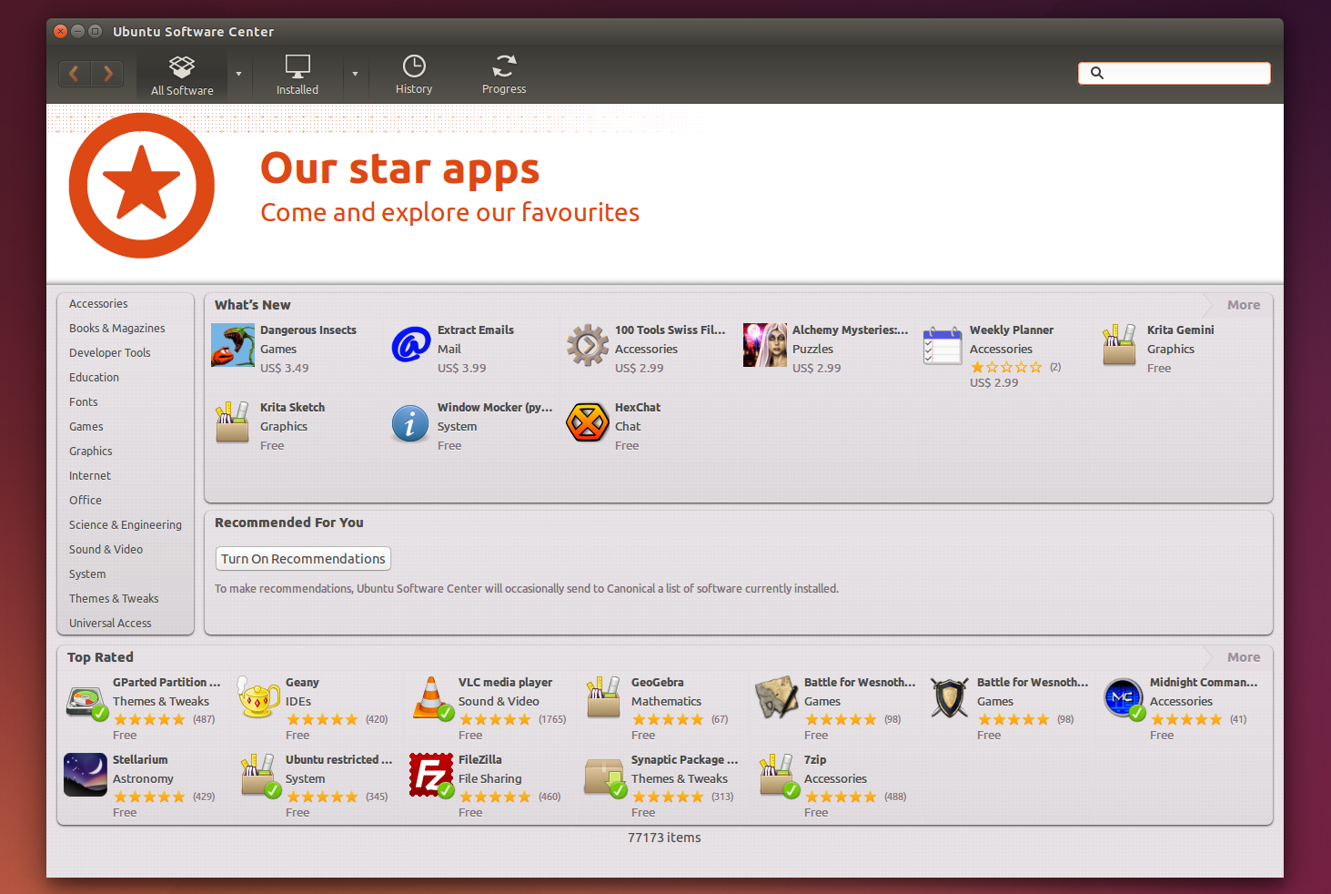Ubuntu 14 04 LTS Released, See What`s New [Video