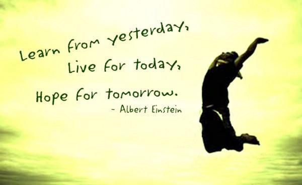 Amazing hope quote