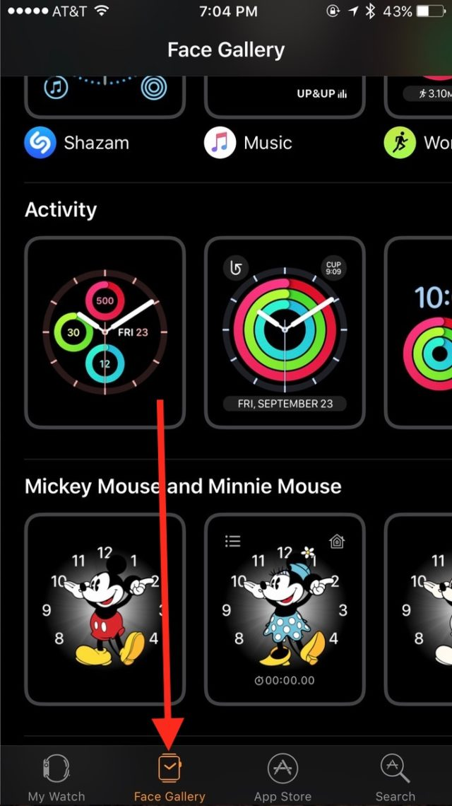 Face-Gallery-640x1140 How to Customize Apple Watch Spheres Technology