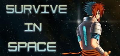 تحميل لعبة SURVIVE IN SPACE للكمبيوتر بحجم صغير