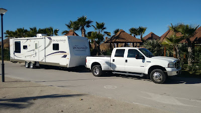 UK Spain 5th wheel towing and delivery
