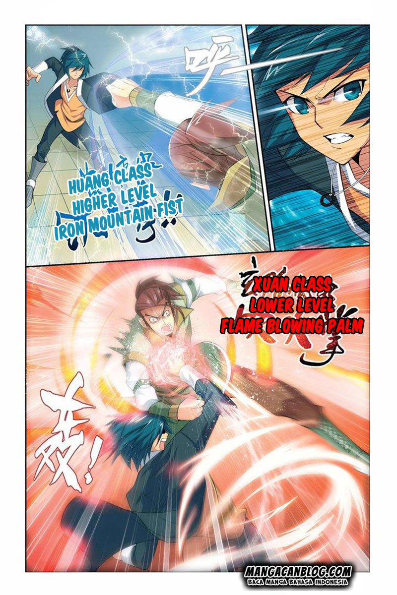 Battle Through Heaven Chapter 11-10