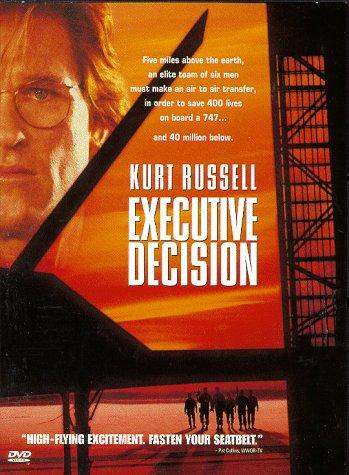Poster Of Executive Decision 1996 720p Hindi BRRip Dual Audio Full Movie Download