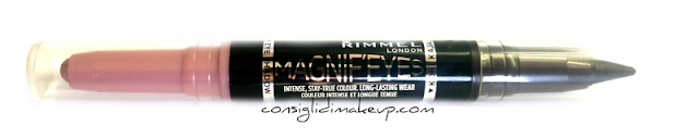 Review: Magnif'Eyes Duo Ombretto e Kajal Eyeliner - Rimmel