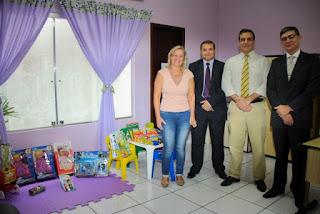 Fundo Social de Registro-SP contribui para atendimento mais humanizado em sala especial na Delegacia da Mulher