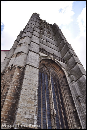 Saint-Walburga-Tower-Oudenaarde
