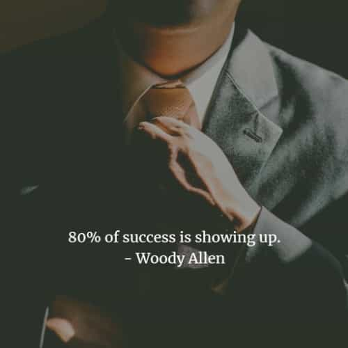 Famous success quotes and sayings with images