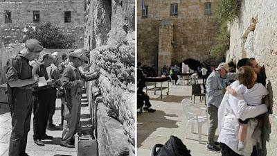 Palestino do Al-Fatah diz  : Muro das Lamentações é dos judeus