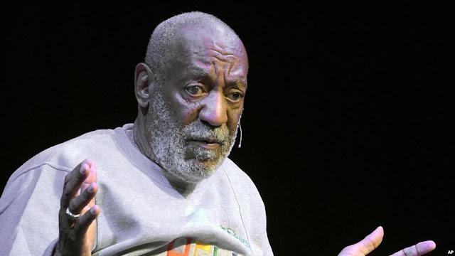 Cosby después de la tv se dedicó a dar shows en vivo mientras iba quedando ciego