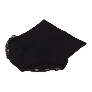 Japan MUNAFIE Premium High Waist Slimming Shaping Panties - Black