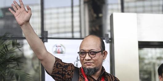 GPK Minta Novel Baswedan Dicopot Sebagai Penyidik KPK, Ada Apa?