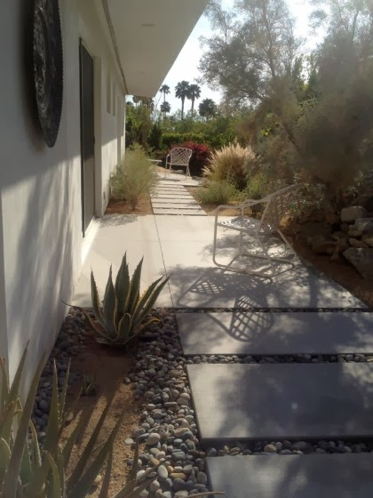 Kitten Vintage 10 Ways With Cement Pavers For A Mid