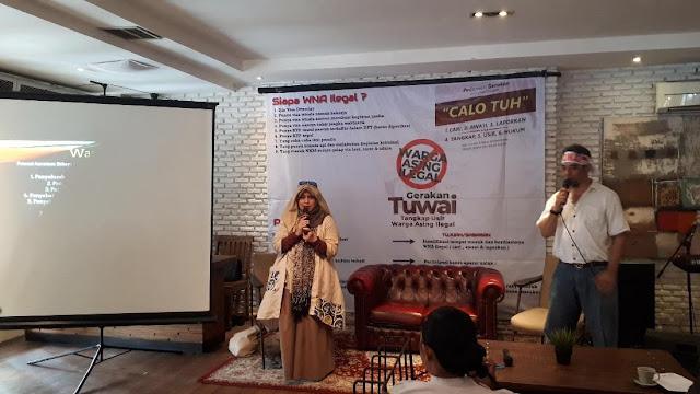 Cegah WNA Nyoblos di Pemilu 2019, BPN Prabowo-Sandi Bentuk Gerakan Tuwai