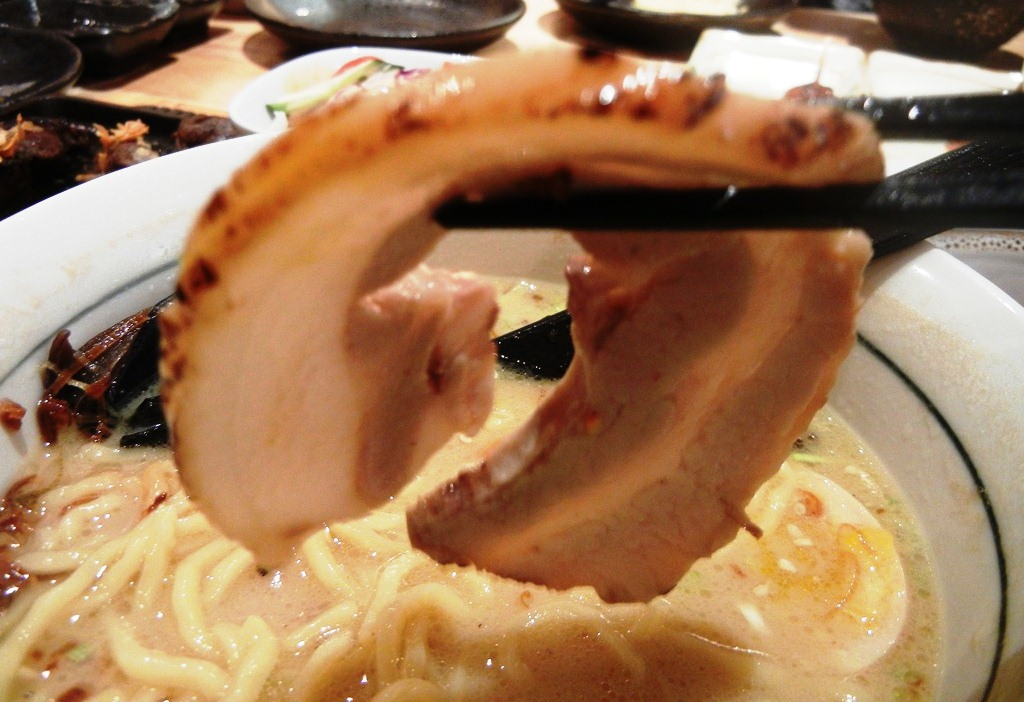 2295b9a86105 And I have been deprived of having real belly pork in my Ramen. I m sick of  just choosing between Tempura or Beef Udon Ramen. So