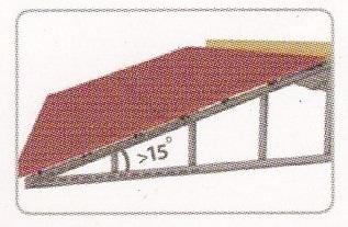 rangka baja ringan atap miring supplier bahan bangunan | besi ...