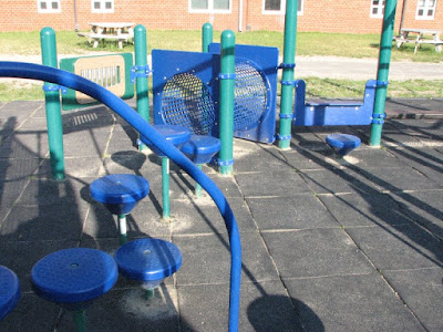 Oak Ridge Elementary Play Area