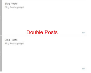 Image result for double post blog