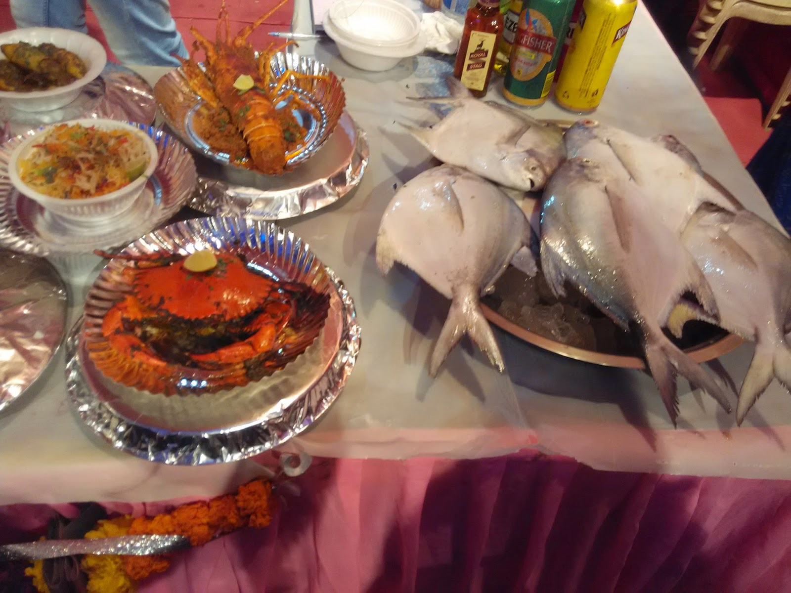 Places Near Mumbai: Versova Koli Sea Food Festival Carnival