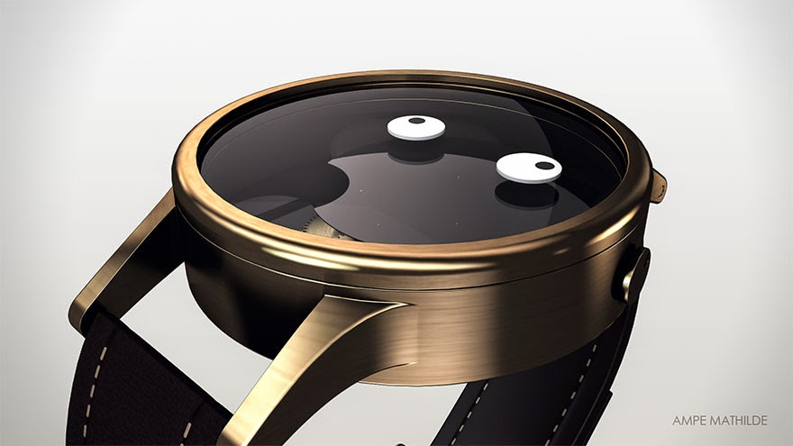 24 Of The Most Creative Watches Ever - SOH – A Second Of Happiness Watch