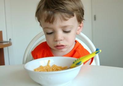 ¿Por qué no comen los niños?.