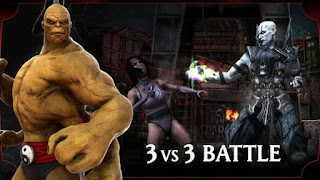 Mortal Kombat X multiplying