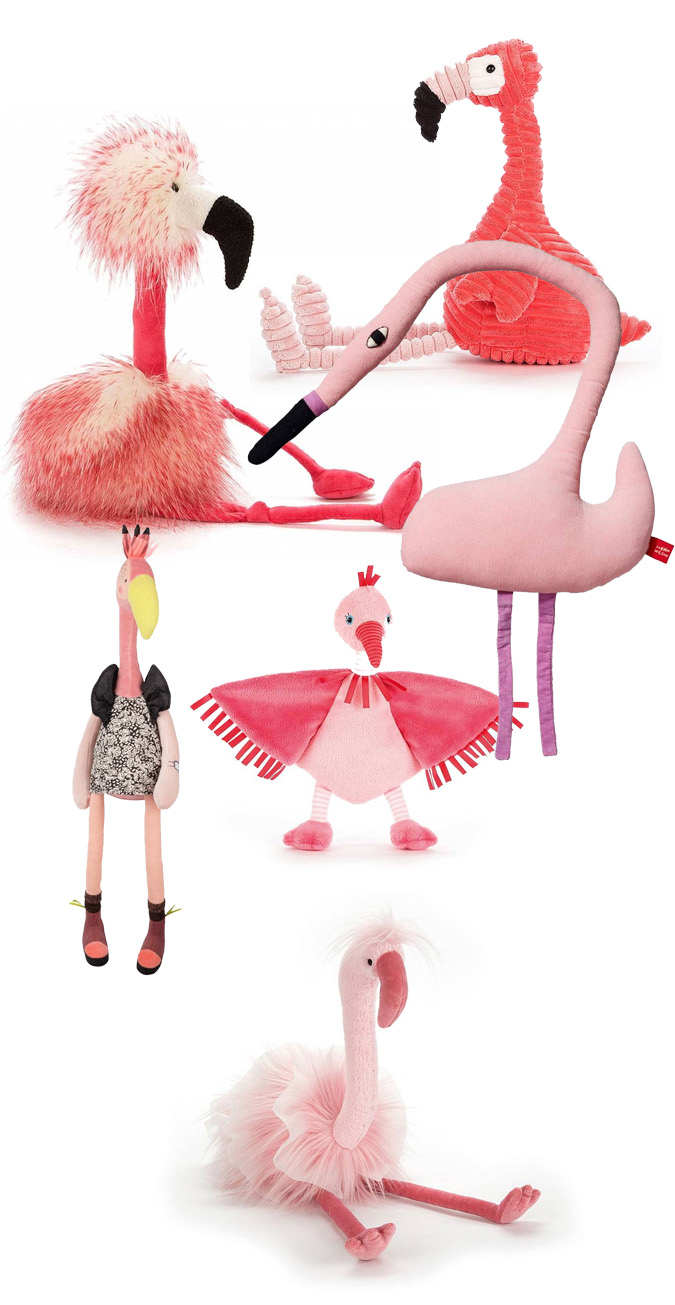 flamingo jellycat