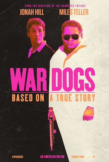 Official Trailer And Poster Of 'War Dogs'