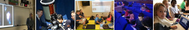 Insight Observatory Education Images