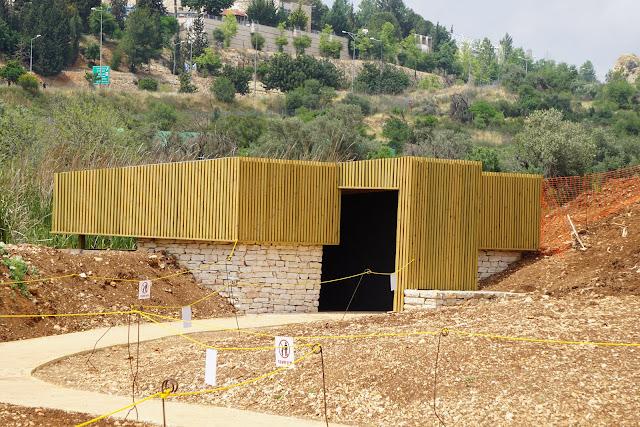 המצפור בעמק הצבאים ירושלים