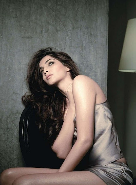 Sonam Kapoor Maxim India Photoshoot