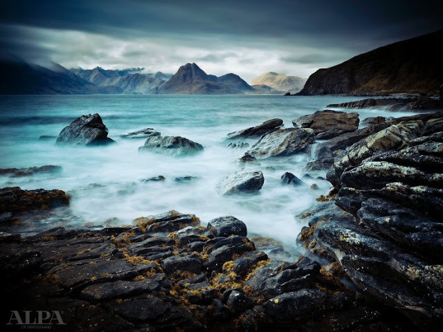 Elgol Bay on the Isle of Skye off the west coast of Scotland, best photos