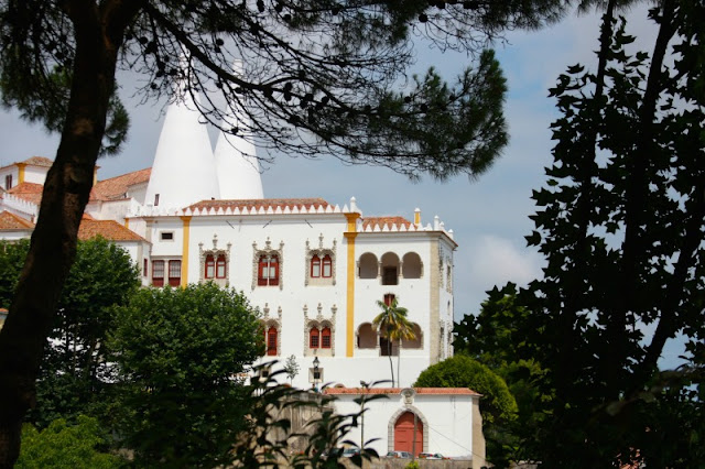 Lisbon Chronicles | National Palace of Sintra