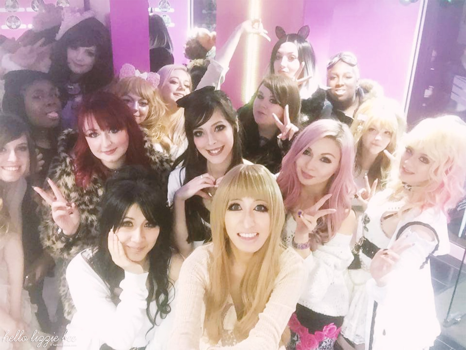 uk gal, gyaru meet