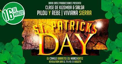 BOGOTÁ SALSA TOUR - SAINT PATRICK'S DAY  3