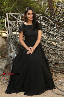 Actress Miya George Latest Po Gallery in Black Gown  0269.JPG