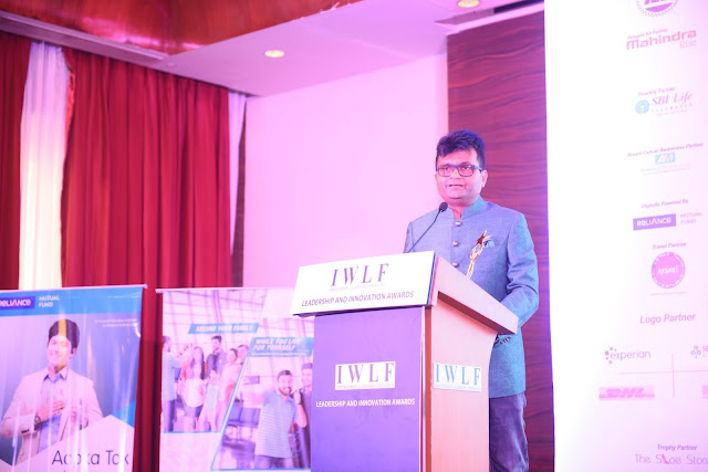 Industrialist & philanthropist Dr. Aneel Murarka at 4th Women Leadership & Innovation Awards 2017