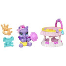 My Little Pony Starsong Newborn Cuties Playsets Playtime with Starsong G3.5 Pony