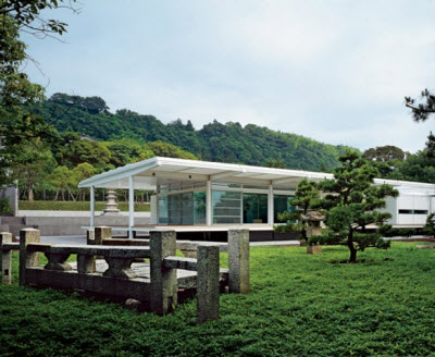 japanese culture: rumah tradisional jepang dengan gaya modern